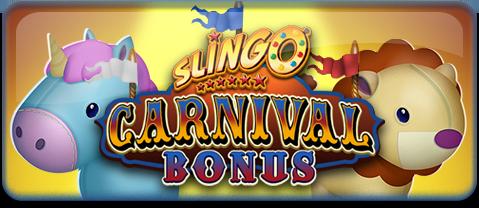 Slingo Carnival Bonus