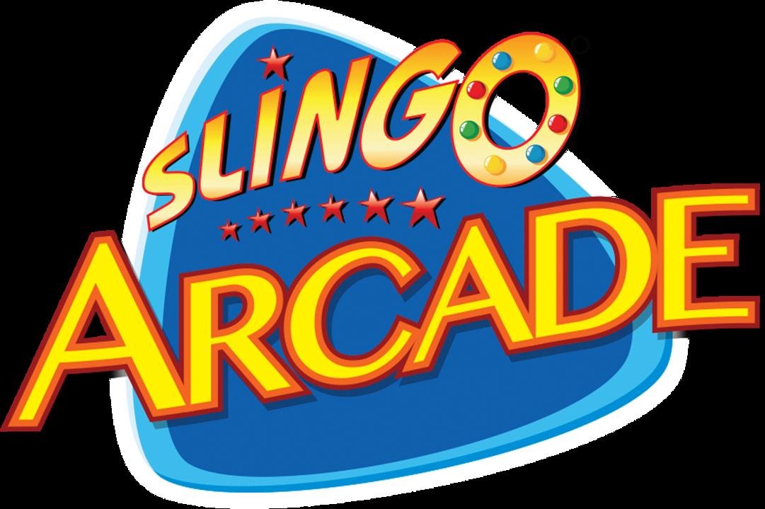 Slingo - Official Slingo Arcade Logo